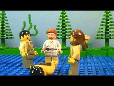 Lego Bijbelverhaal: Barmhartige Samaritaan 3