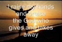 Praise You In This Storm - Casting Crowns 8
