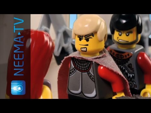 Jericho in Lego - Trailer 3
