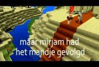 Minecraft verhaal van Mozes 1