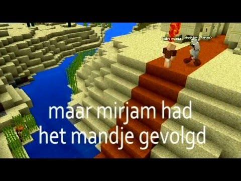 Minecraft verhaal van Mozes 4