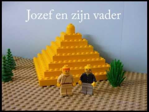 Jozef naar Egypte, Lego 10