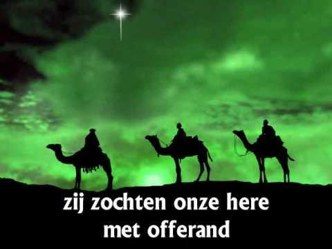 """Kerstliedje: """"Nu zijt wellekome"""" 4"""