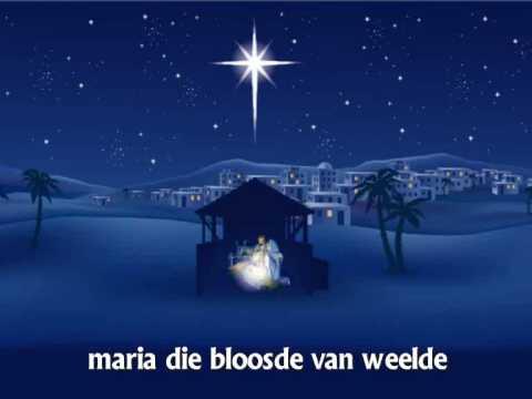 """Kerstliedje: """"De herdertjes lagen bij nachte"""" 4"""