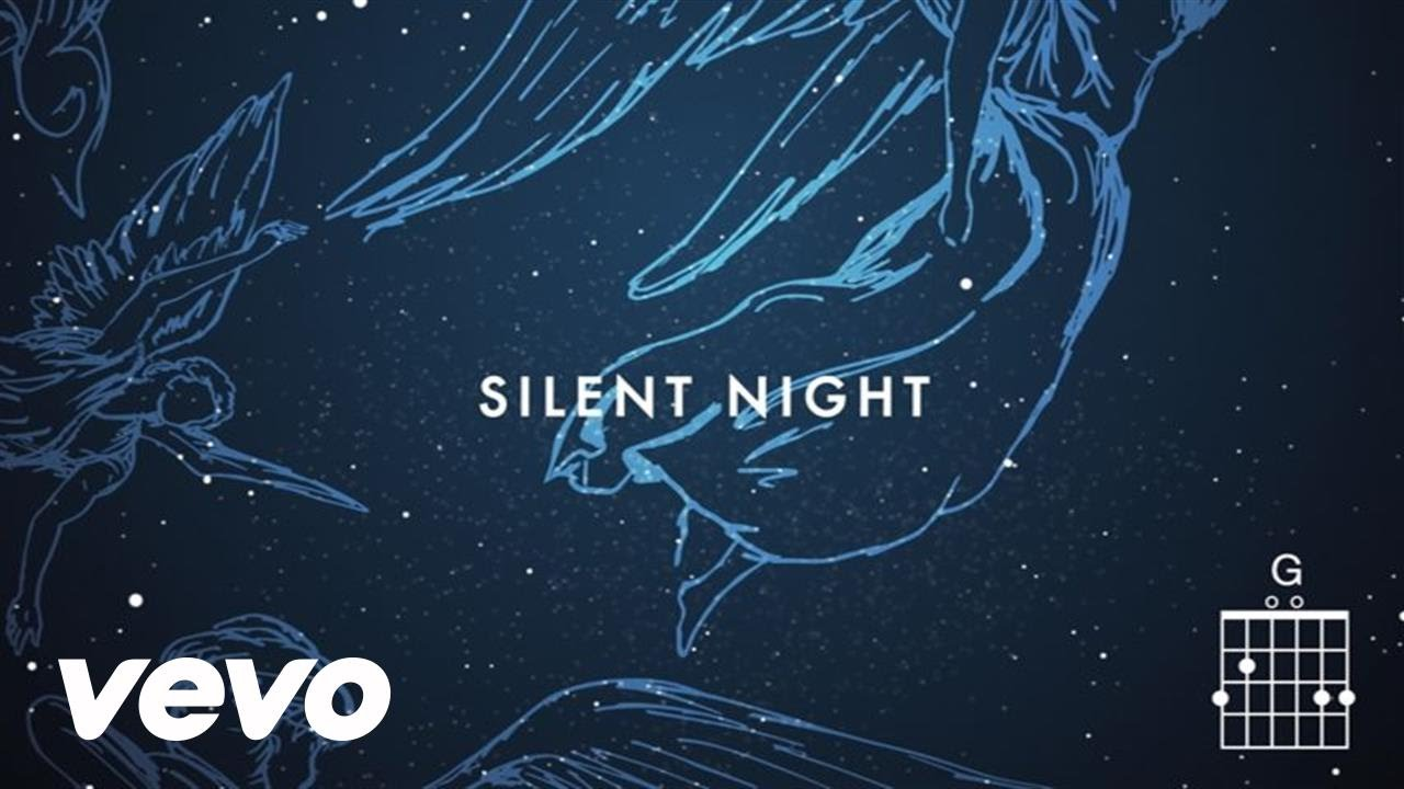 Silent Night - door Chris Tomlin 3