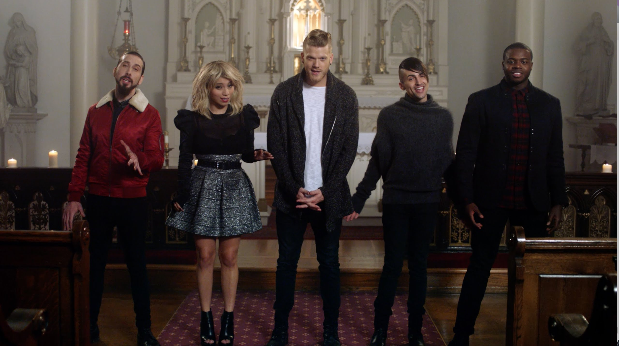 Joy To The World – Pentatonix 3