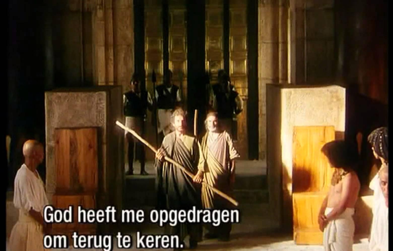 Bijbelverhaal Mozes - deel 1 3