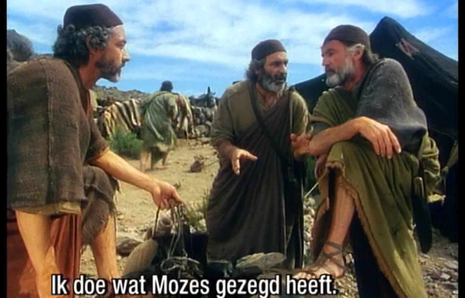 Bijbelverhaal Mozes - deel 2 3