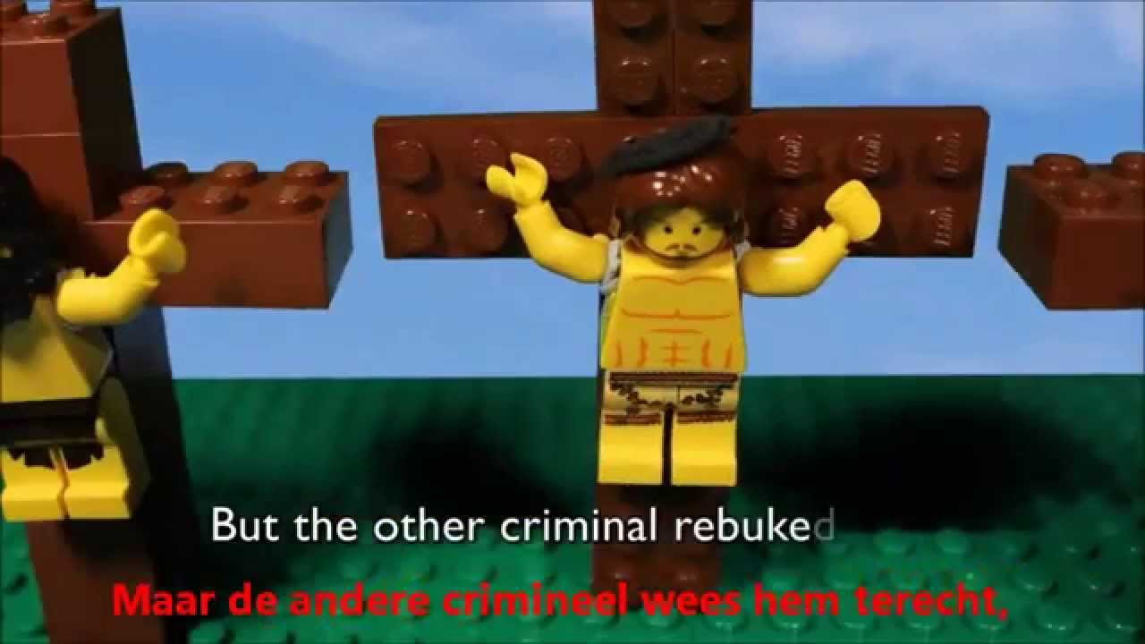 Paasverhaal in Lego 4