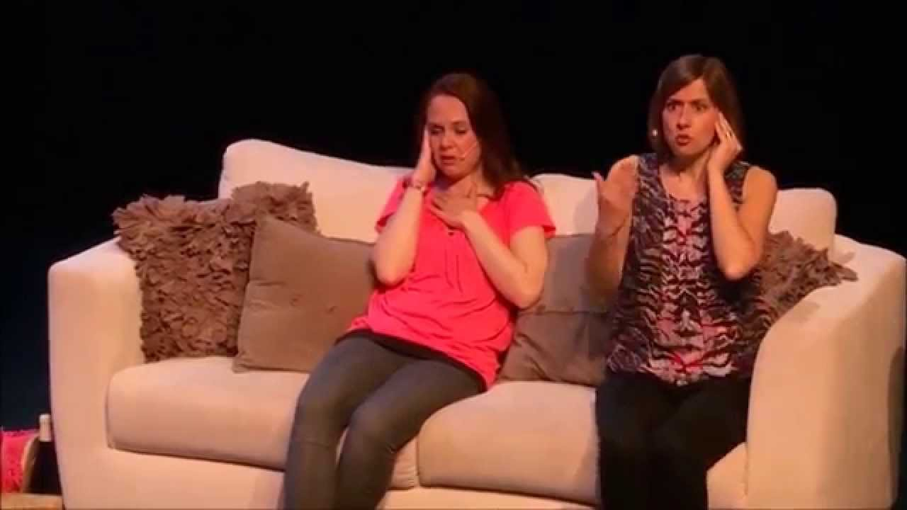 Eer&Nan - Vooruit, VOORUIT! christelijk cabaret 1