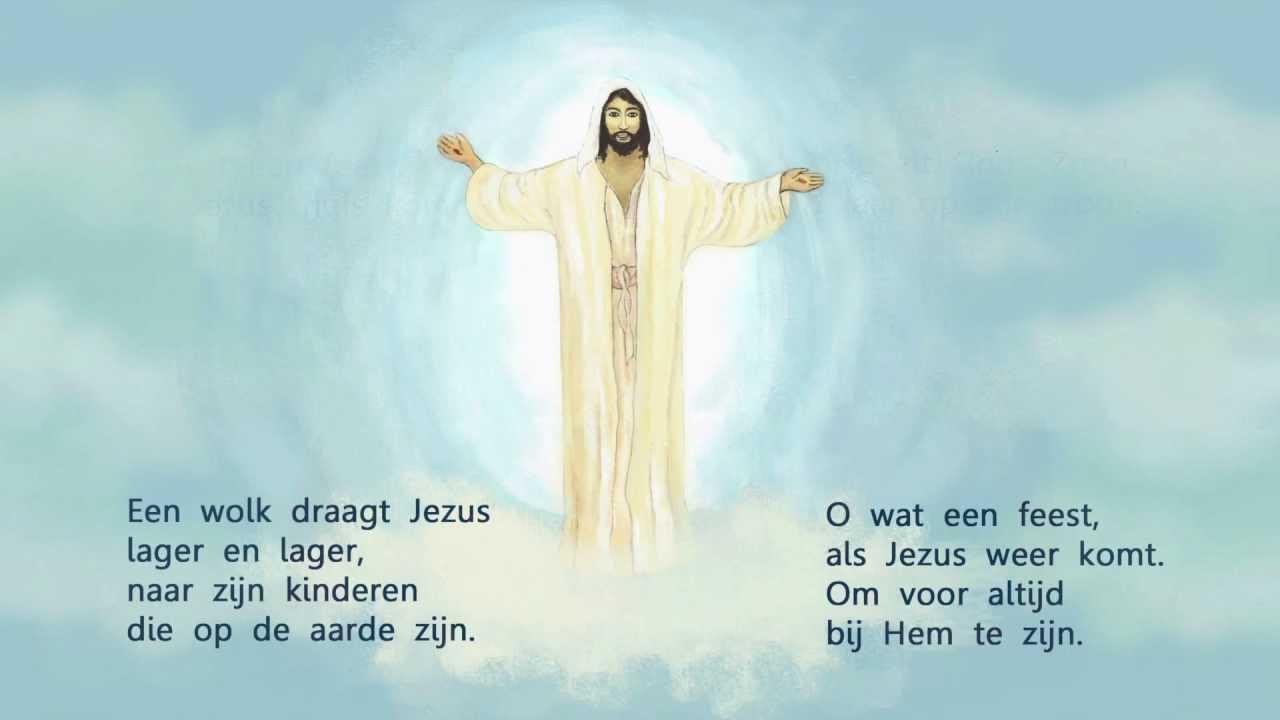 Hemelvaart van Jezus 4
