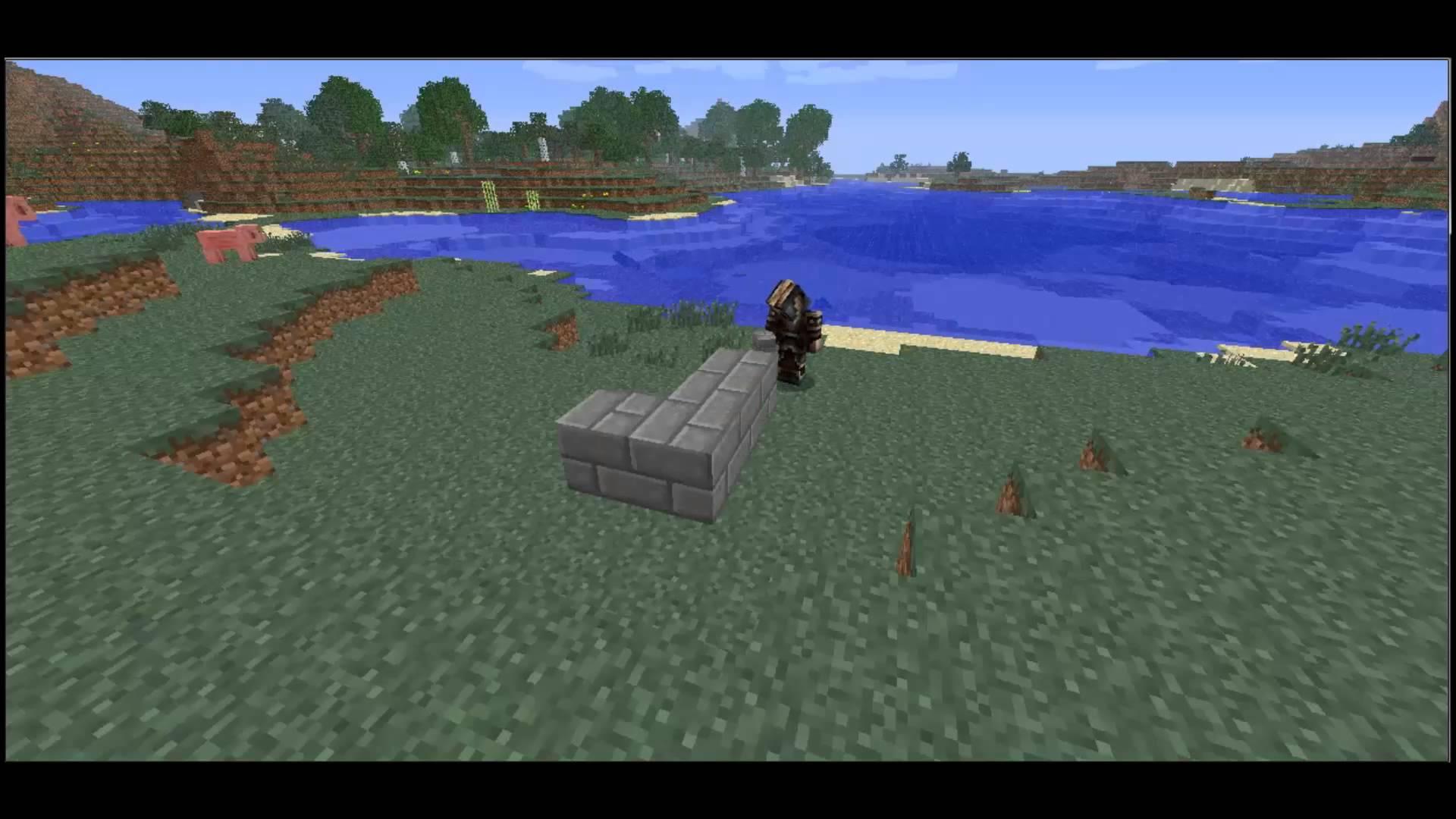 De dwaas en Wijsman - Minecraft bijbelverhaal 4