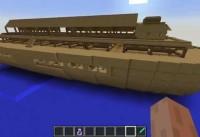 Ark van Noach in Minecraft 7