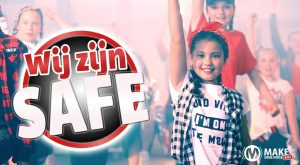Wij zijn safe - Make Some Noise Kids 6
