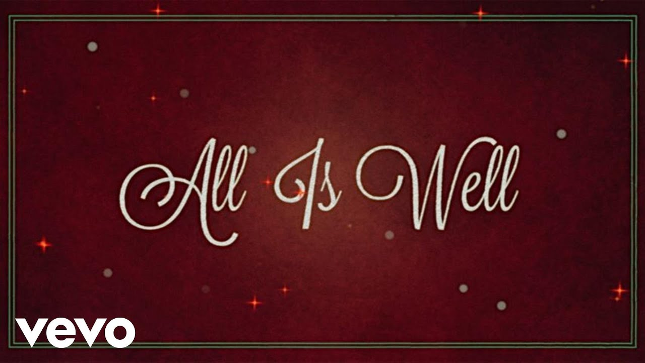 All Is Well - Michael W. Smith 4