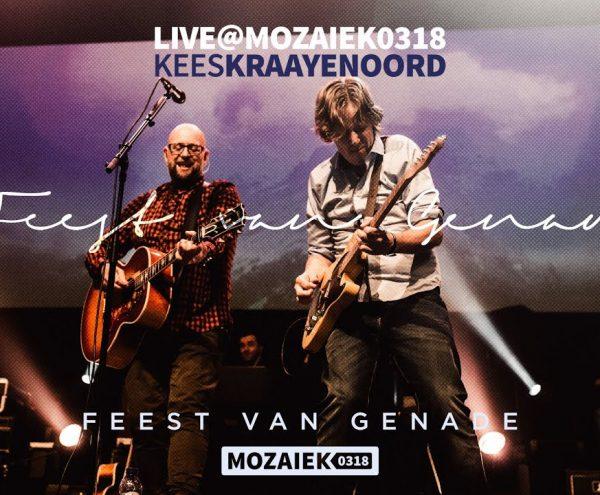 Feest van Genade - Mozaïek Worship 1