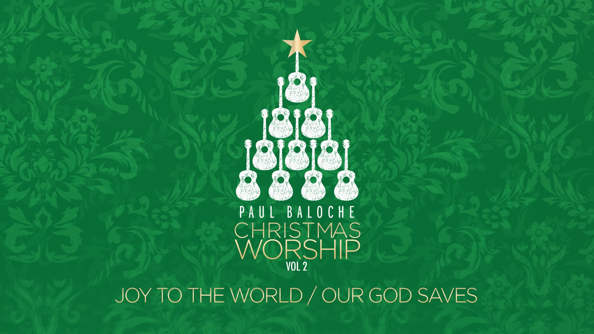 Joy To The World/Our God Saves door Paul Baloche 1
